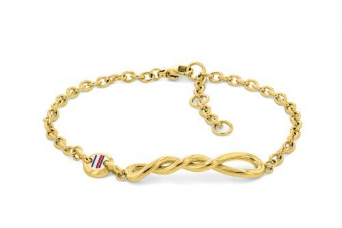 Tommy Hilfiger Twisted Bracelet