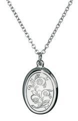 Medaljonki Lapista, hopea