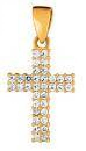 Kultaristi zirkoneilla