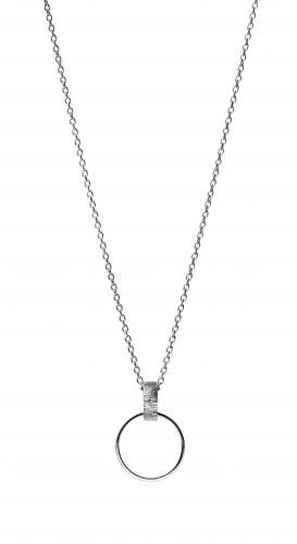Lumoava Aurora -riipus, hopeaa 5616 00