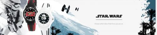 Star Wars -rannekello SP161-U389