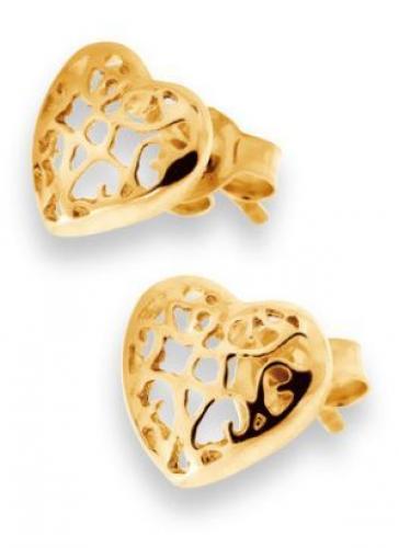 Filigraani kultakorvakorut