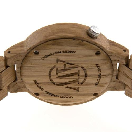 Aarni puinen rannekello XO - Tammi