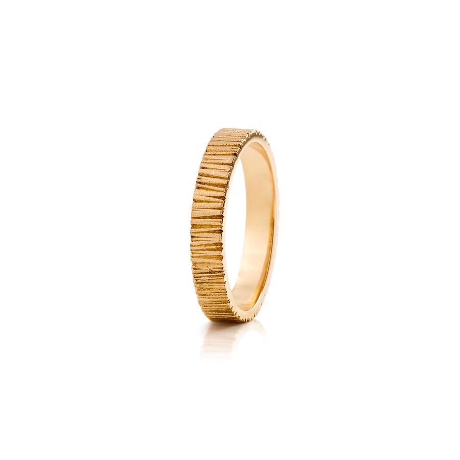 Lumoava Raita kultasormus 3,5mm 18,5mm