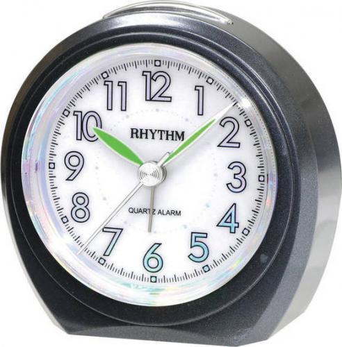 Rhythm herätyskello musta CRE815-NR71