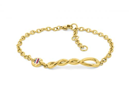 Tommy Hilfiger Twisted Bracelet