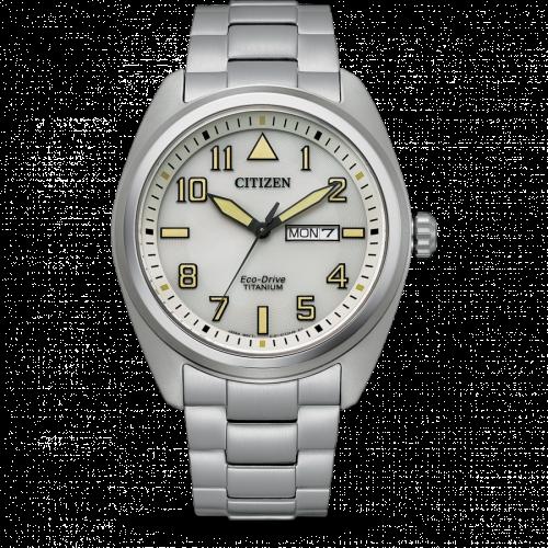 Citizen Eco-Drive titanium BM8560-88X