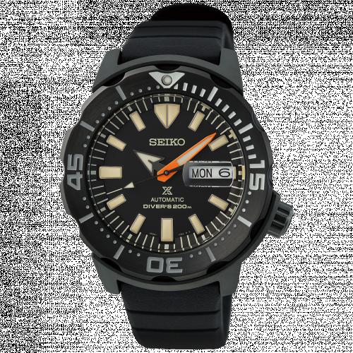 Seiko Prospex black series 4R35
