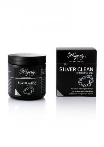 Hagert Silver clean, hopean puhdistusaine