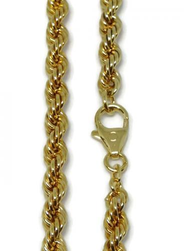 Kordelliketju kulta 50cm