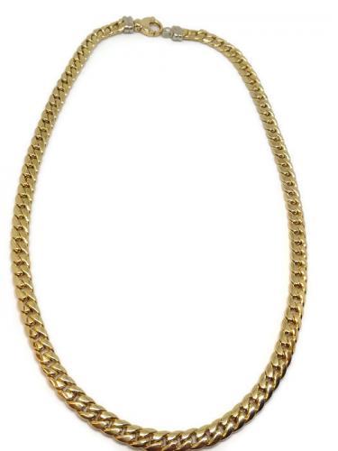 Kultainen kaulaketju 45cm