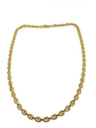 Kultainen kaulaketju 50cm