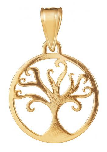 Elämänpuu kultariipus