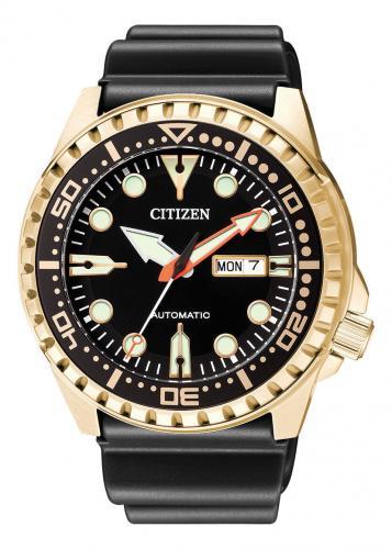 Citizen automaatti rannekello NH8383-17EE
