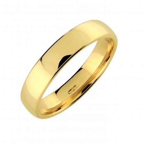 Kohinoor kultasormus 5mm, 003-305