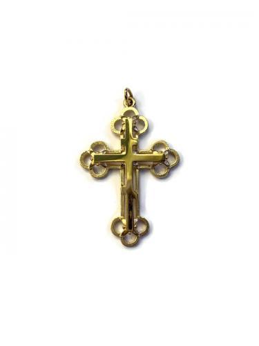 Kultainen iso ortodoksiristi