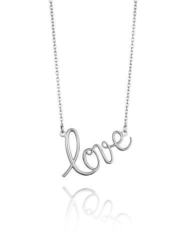 Lumoava Love hopeakaulakoru L56192520000