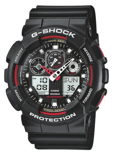 G-SHOCK rannekello GA-100-1A4ER