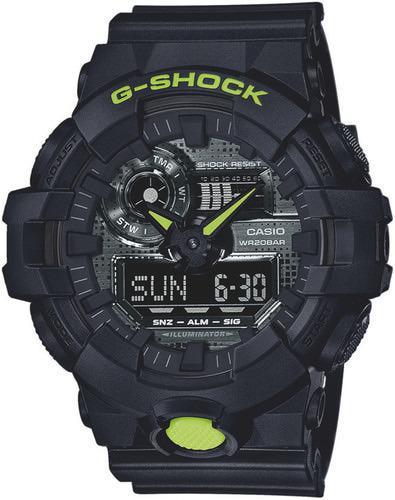 G-SHOCK rannekello GA-700DC-1AER