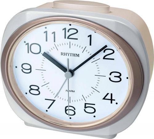 Herätyskello Rhythm liukusekuntiosoitin CRA838-BR18