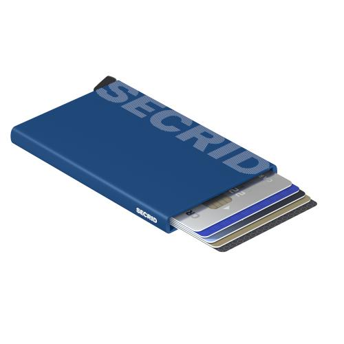 Secrid korttikotelo cardprotector sininen