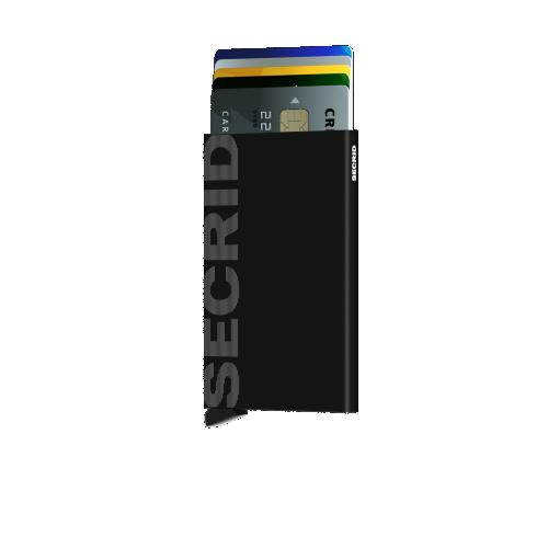 Secrid korttikotelo cardprotector musta