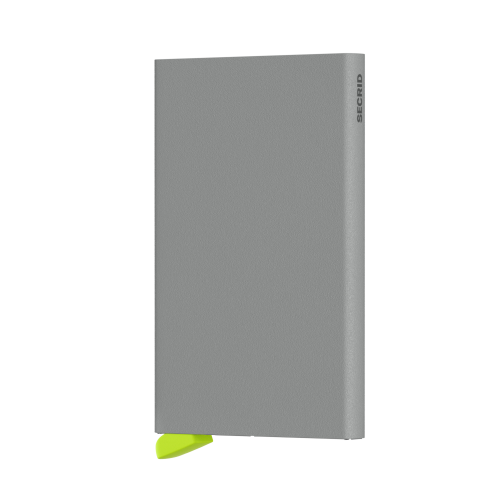 Secrid korttikotelo cardprotector powder concrete