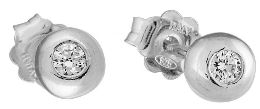 Korvakorut, hopea 019EA078RH