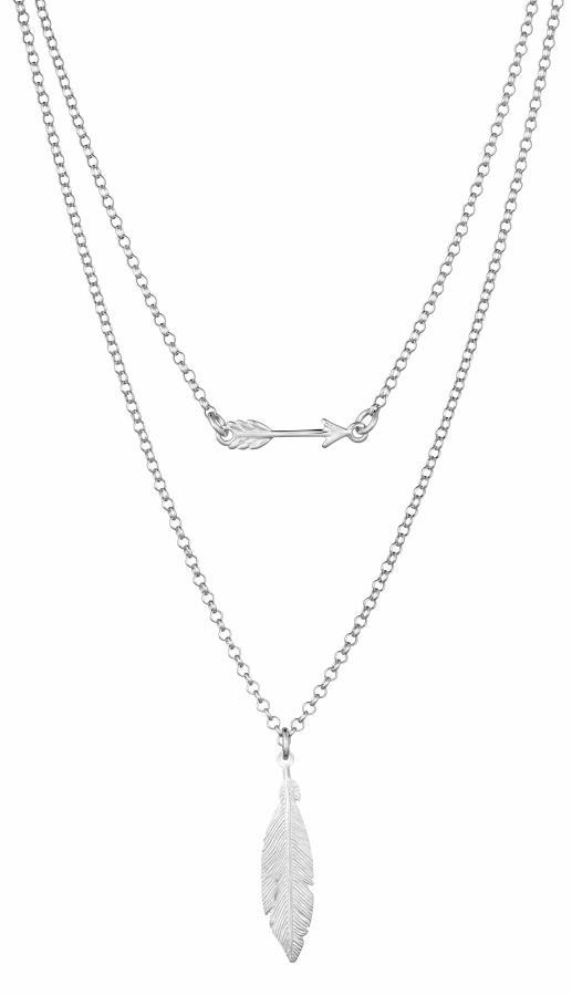Sulka -kaulakoru, hopeaa 0019HK 4232